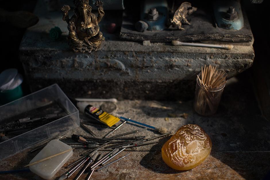 Denis Sinyakov | Κεχριμπάρι: Ο χρυσός της Δυτικής Ρωσίας