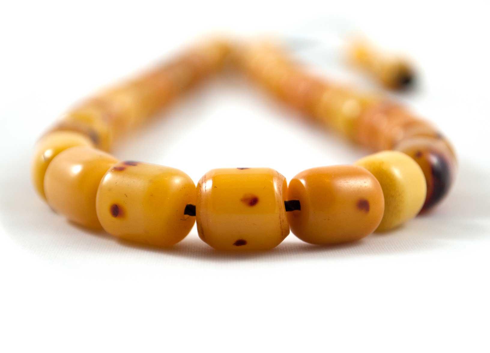 Mastic Worry Beads